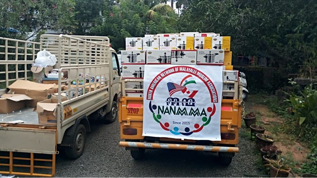 Kerala Flood-Disaster Relief Fund