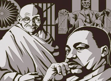 Dr. Martin Luther King Jr – the Gandhi of America