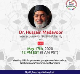 Interaction with Dr Hussain Madavoor