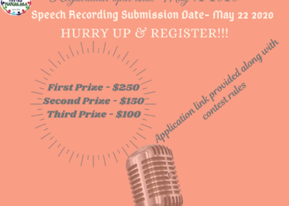 NANMMA RAMADAN YOUTH SPEECH CONTEST