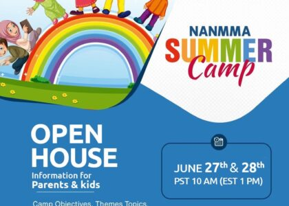NANMMA Summer Camp Open House
