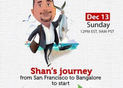 Shan's Journey  – NANMMA Inspire
