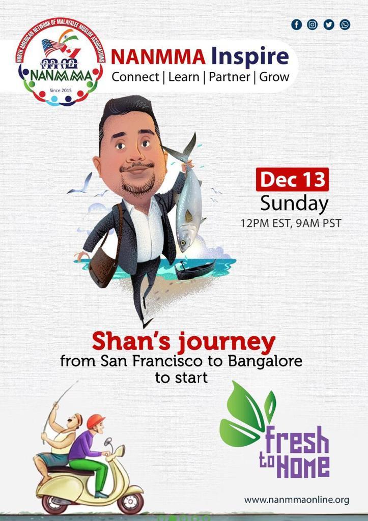 Shan's Journey