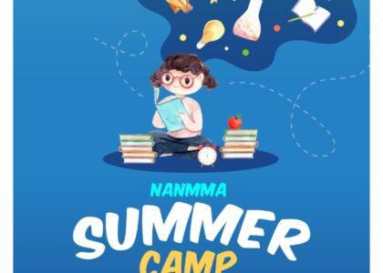 NANMMA SUMMER CAMP 2021
